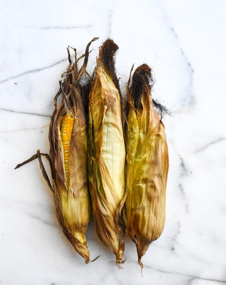 corn blog