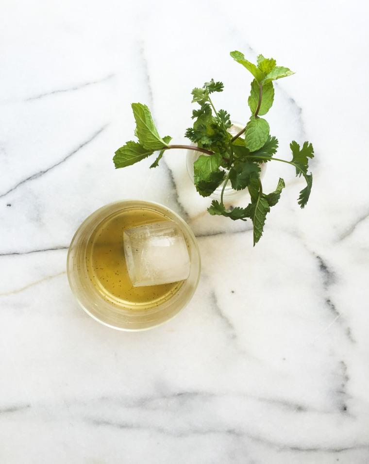 cilantro mintcooler