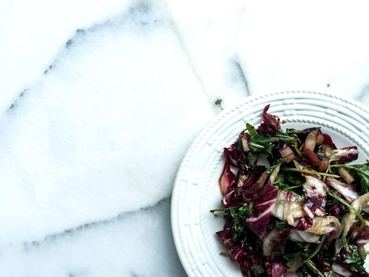 radicchio salad ii