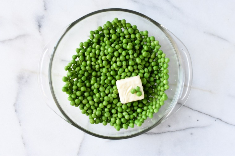 buttered peas vi