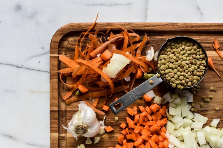 lentil salad iii