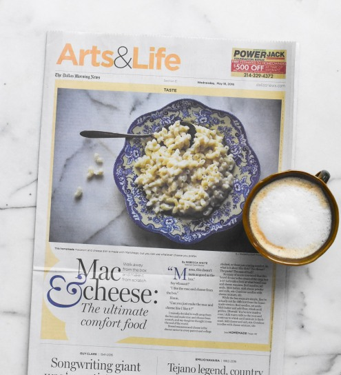 mac and cheese blog i