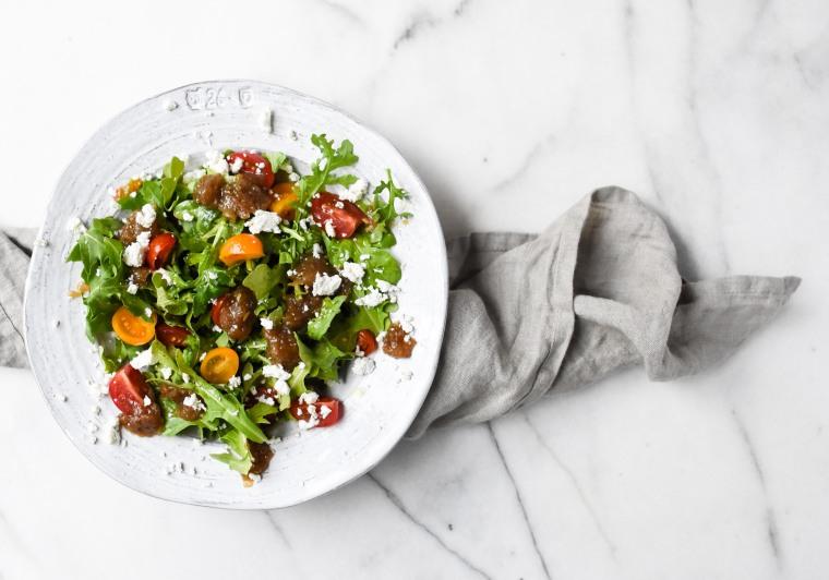 onion jam salad blog