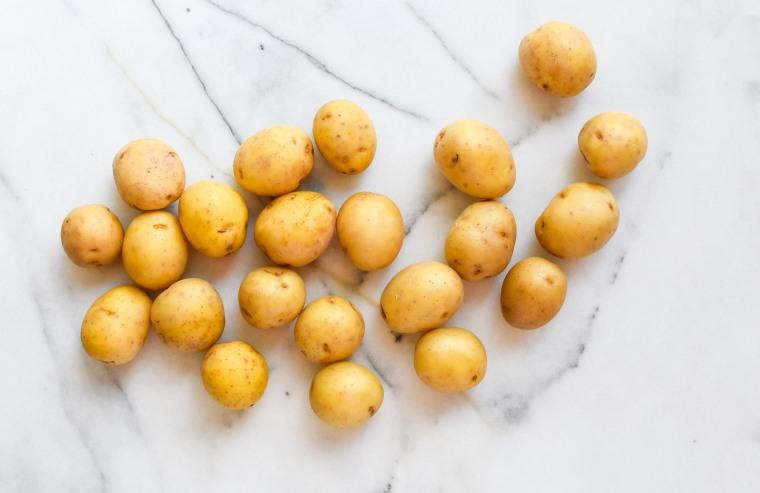 honey gold potato