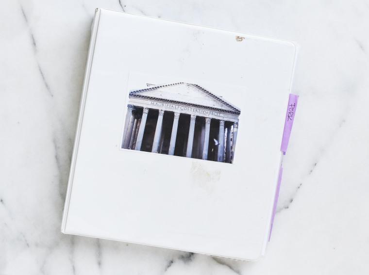 pantheon blog