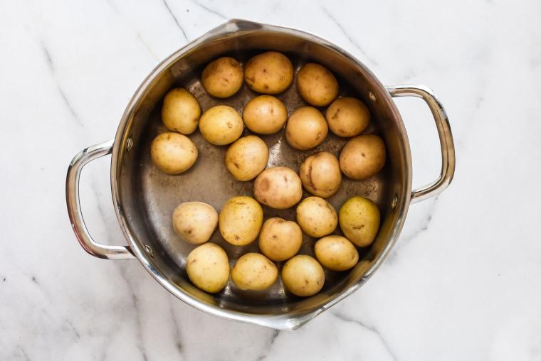 potato pan
