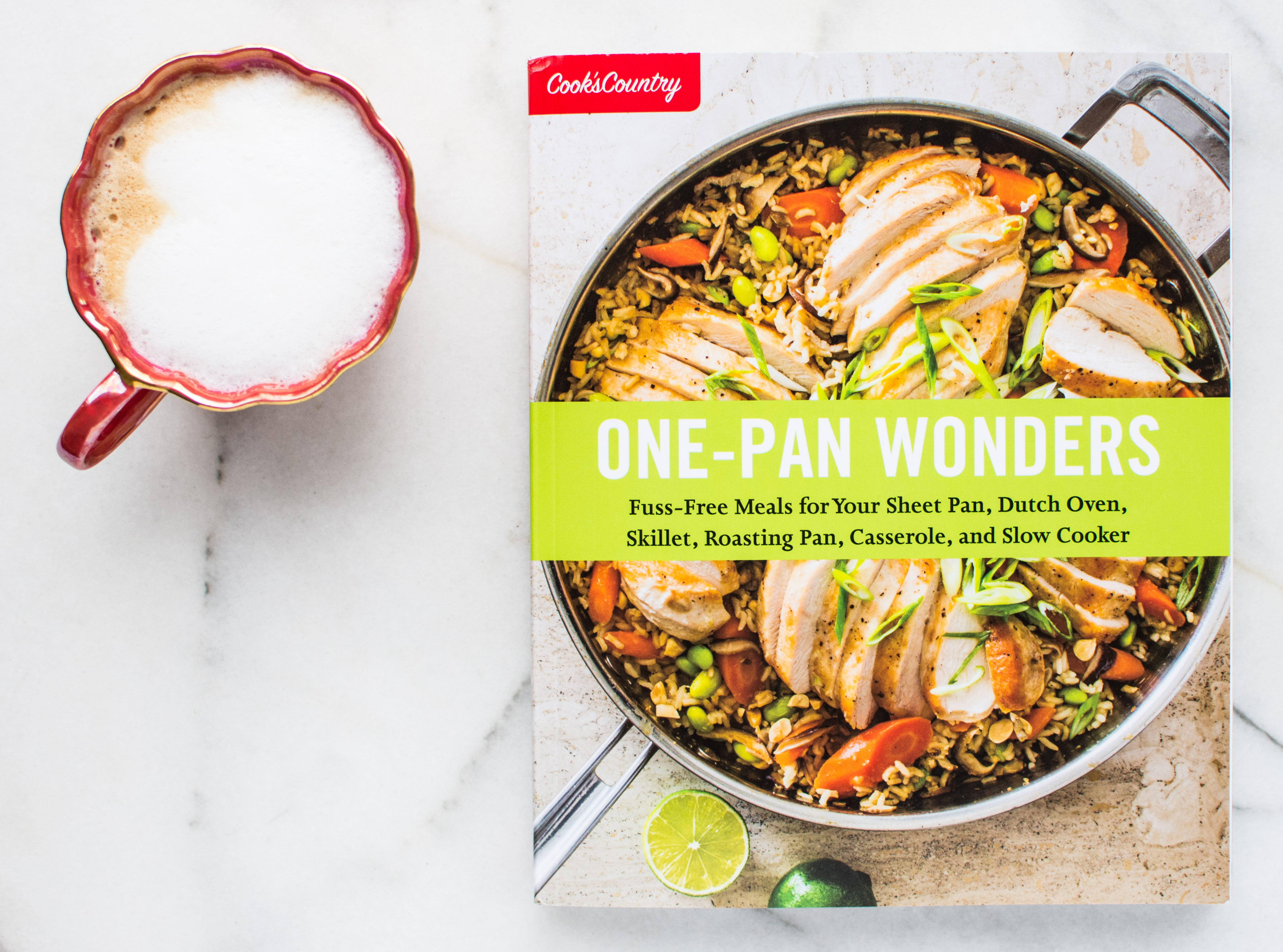 One Pan Wonders Test Kitchen