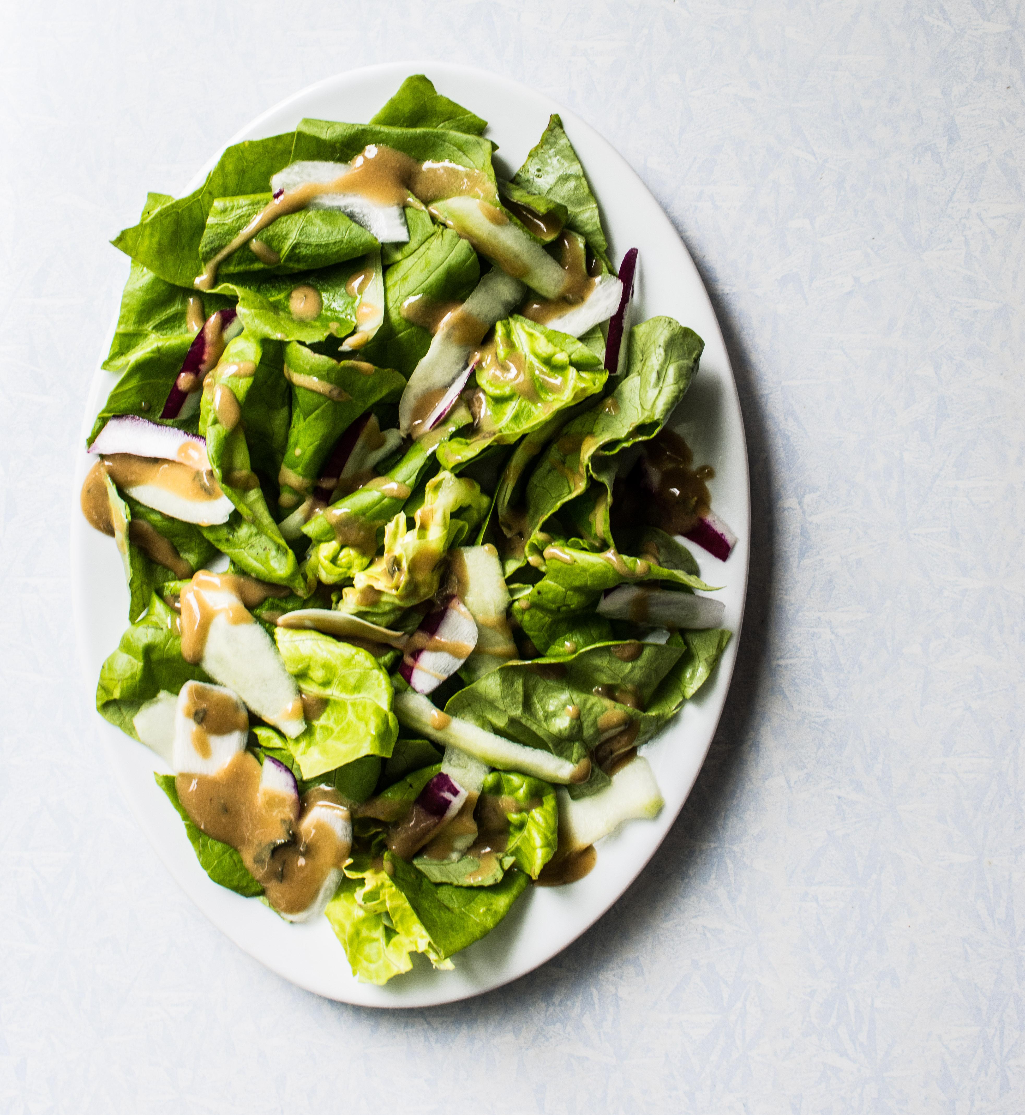 lettuce salads - 736×800